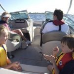 Boating is a Family Affair